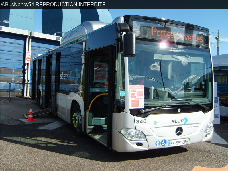 Mercedes Benz O530 citaro C2 NGT.